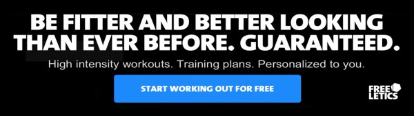 Get the Freeletics coach if you want to achieve it