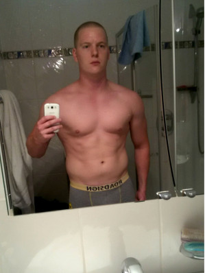 Freeletics Transformation matze nachher