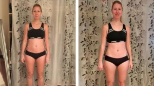 Sophia-Thiel-Online-Fitness-Programm-Vegane-Rezepte-Vorher
