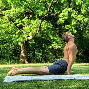 Vegan Yoga, vegane Ernährung , healthy lifestyle,