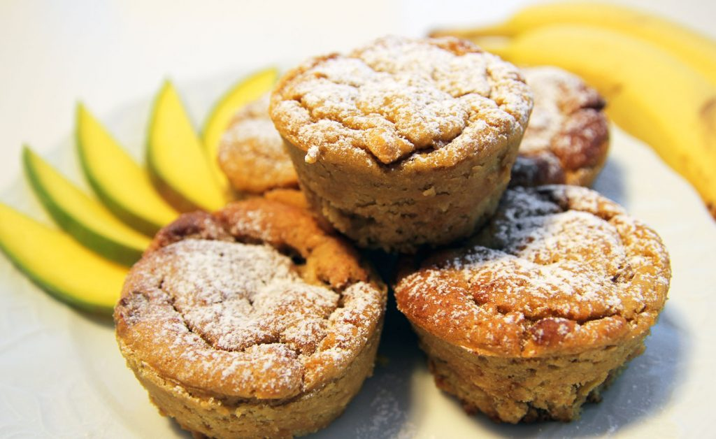 lupinen-rezept muffins vegan freeletics protein