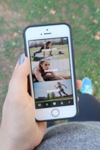 vegan reisen freeletics app