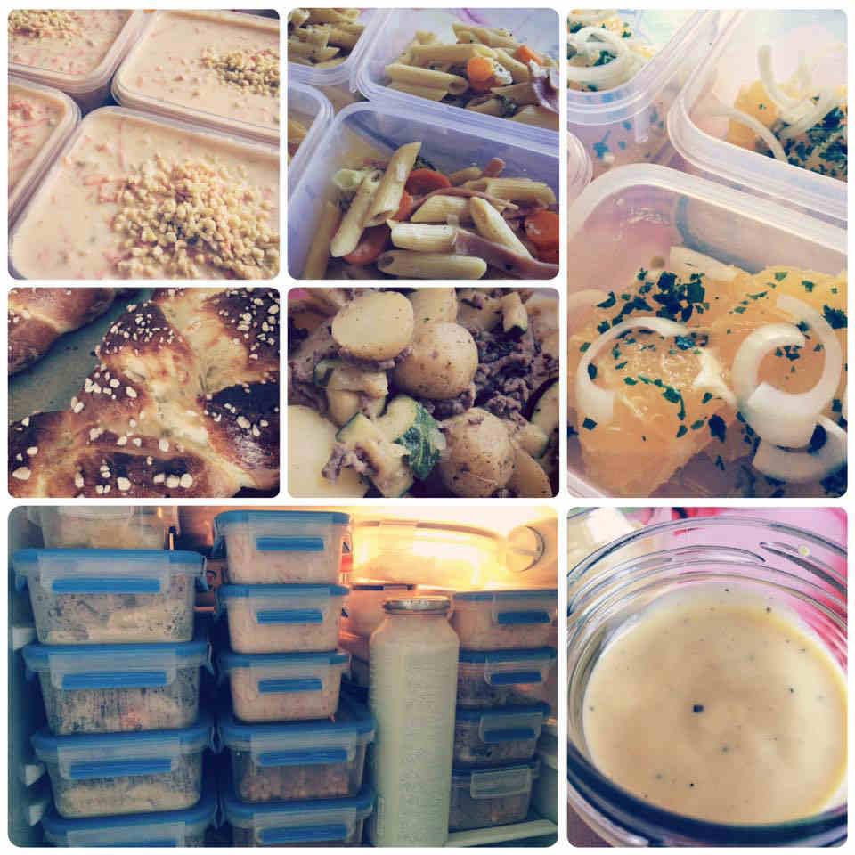 Freeletics Transformation - Meal Prep