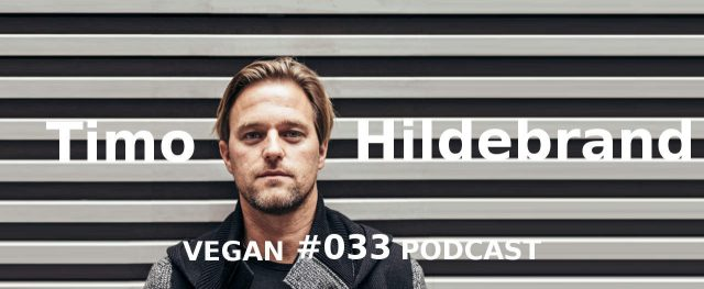 Timo Hildebrand im Podcast Vegan Athlete mit Christian Wenzel