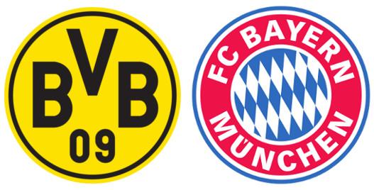 Vegane Sportler - FC Bayern München-Borussia Dortmund