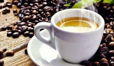 Kaffee gesund - grüner Kaffee