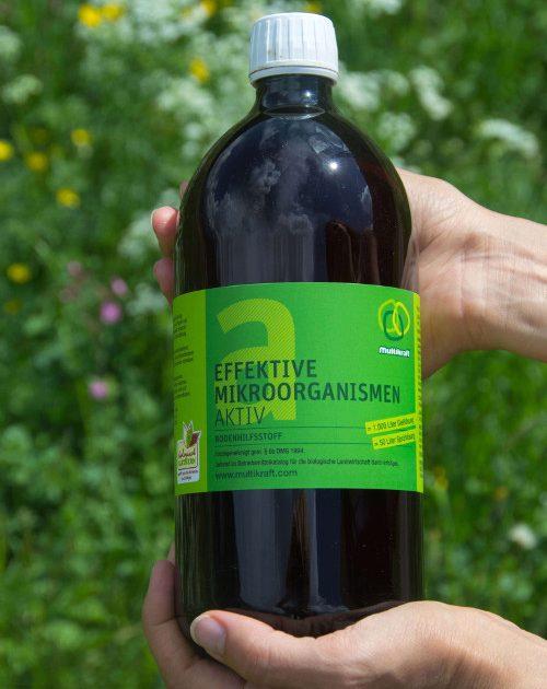 Effektive Mikroorganismen - Nachhaltigkeit