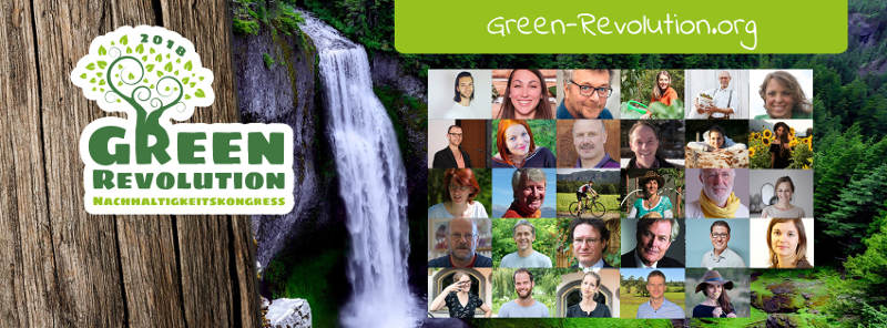Green Revolution Nachhaltigkeitskongress