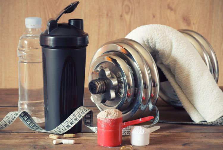 Creatin-supplemente-trainings-boost-Protein