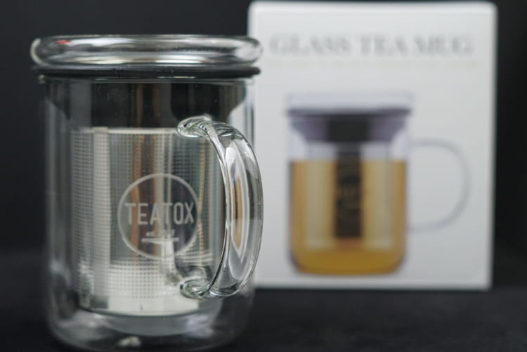 Teatox-Zubehör