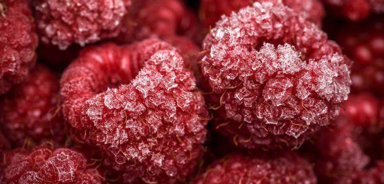 Beeren Superfood Himbeeren