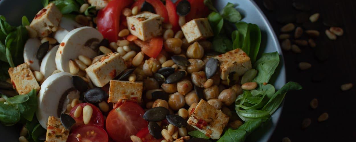 vegane rezepte-clean-eating-salat