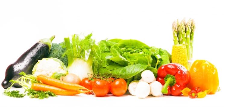 Gesund und schlank mit veganer Ernährung- vorgeschichte