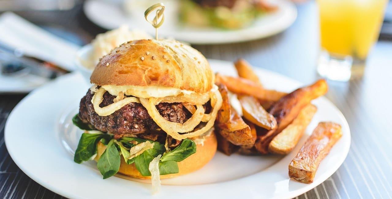 Beyond Meat Burger-titel