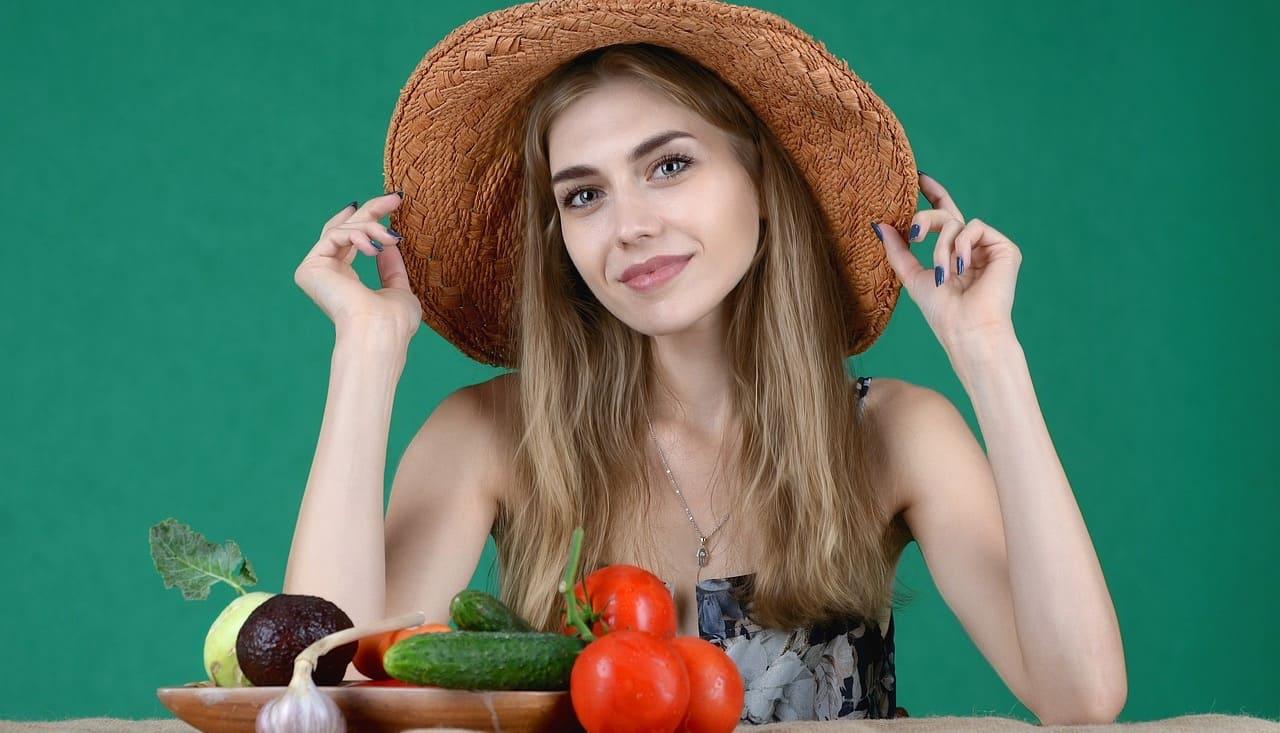 Gesund und schlank mit veganer Ernährung-titel