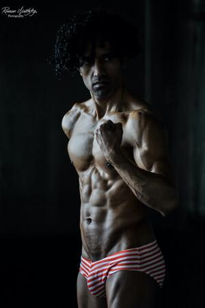 Vegan Fitness Karlo Grados