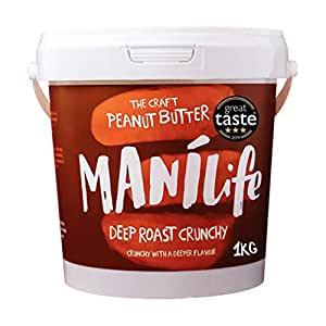 ManiLife Erdnussbutter (1kg)