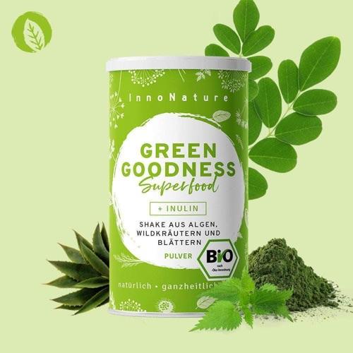 Bio Green Goodness Superfood Shake