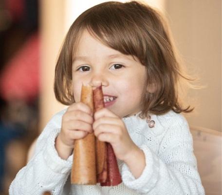 zuckerfreie Snacks Kind